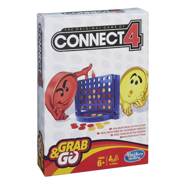 Connect 4 – Grab & Go