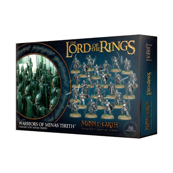 The Lord of The Rings Warriors Of Minas Tirith