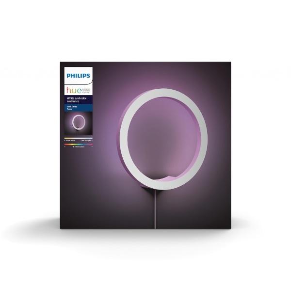 Philips Hue Sana / Color / Vägglampa – Vit