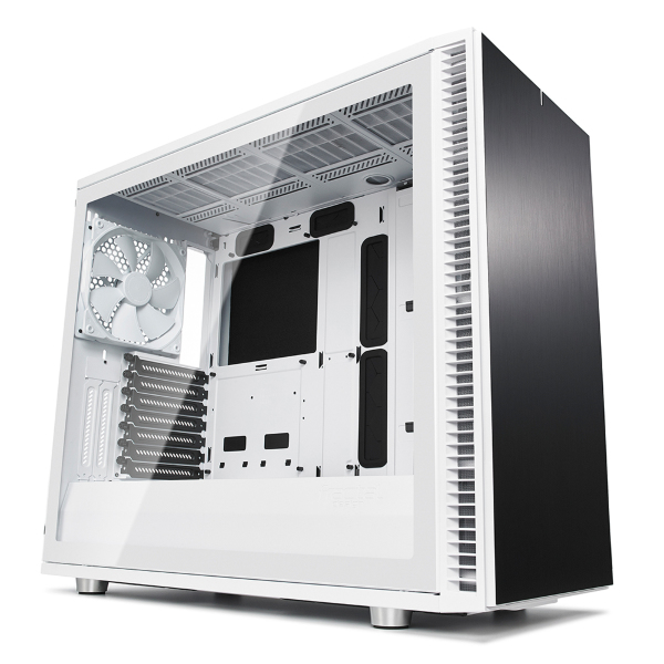 Fractal Design Define S2 / Tempered glass - Vit