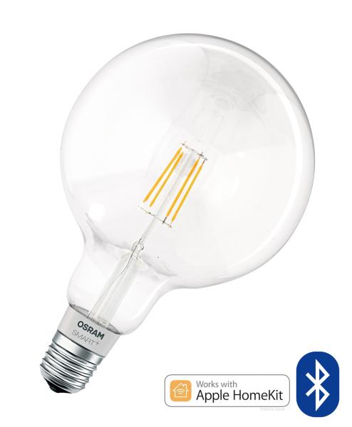 Osram Smart+ Homekit Globe Filament E27