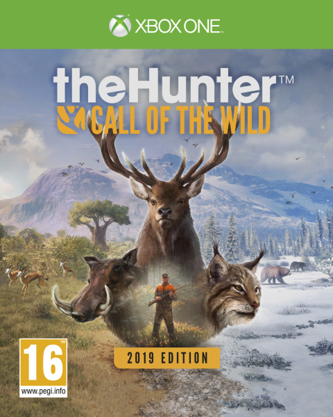 the Hunter - Call of the Wild 2019