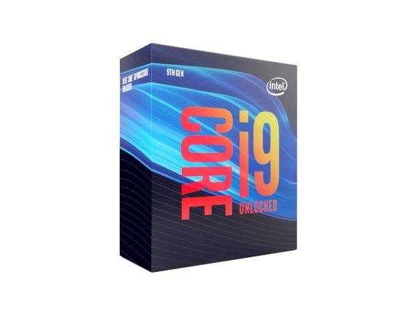Intel Core i9-9900K - 8 kärnor / 16 trådar / 3.6 GHz  /  5 GHz Turbo / 16MB / Socket 1151