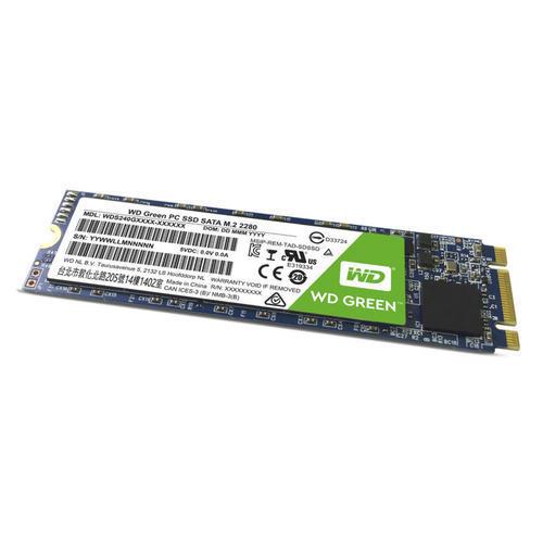 WD Green 3D NAND SSD M.2 120GB (WDS120G2G0B)