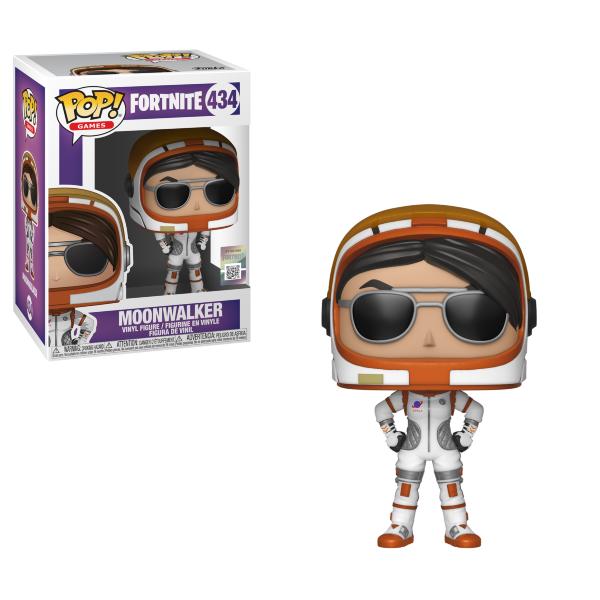 Pop Games: Fortnite – Moonwalker