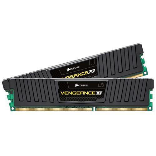 Corsair Vengeance 16GB (2x8GB) / 1600MHz / DDR3 / CL10 / CML16GX3M2A1600C10 (Fyndvara - Klass 2)