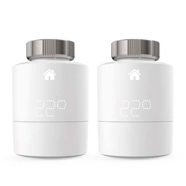 Tado Smart Radiator Thermostat - Duo Pack