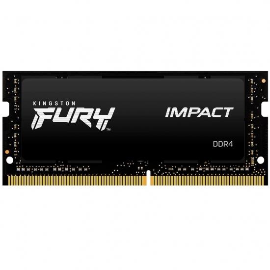 HyperX Impact 16GB (1x16GB) / SO-DIMM DDR4 / 2666MHz / CL15 (HX426S15IB2/16)