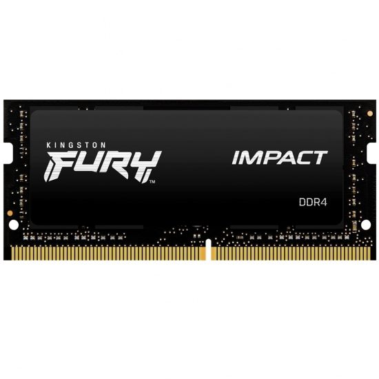 HyperX Impact 8GB (1x8GB) / SO-DIMM DDR4 / 2666MHz / CL15 (HX426S15IB2/8)