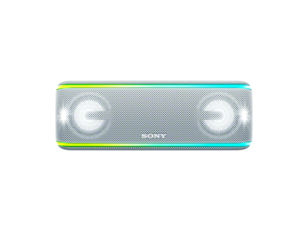 Sony SRS-XB41 Bärbar högtalare Bluetooth - Vit