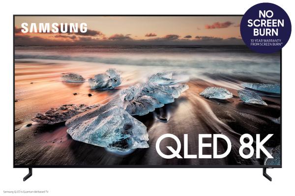 "Samsung 2018 65"" Q900R 8K UHD Smart QLED TV"