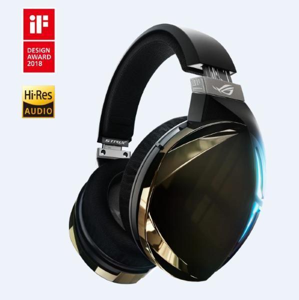 Asus ROG Strix Fusion 500 7.1 RGB Gaming Headset (Fyndvara - Klass 2)