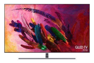 """Samsung 2018 55"""" Q7F 4K UHD Smart QLED TV (Fyndvara - Klass 1)"""