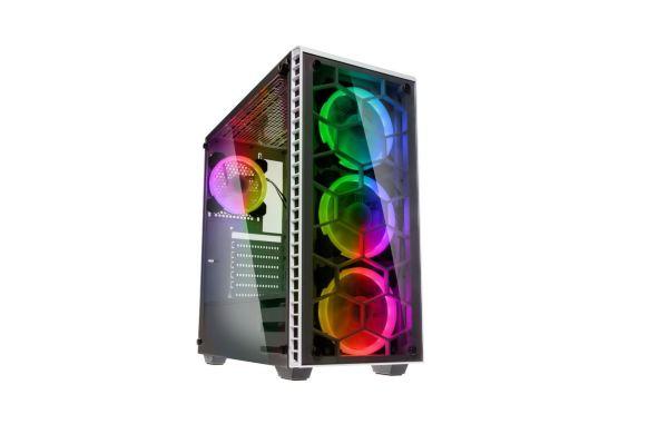 Kolink Observatory / A-RGB / Tempered Glass / Vit