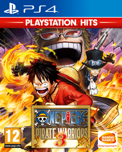 One Piece - Pirate Warriors 3 - Playstation Hits