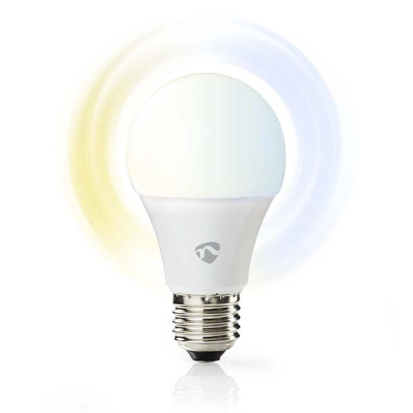 Nedis WiFi Smart LED-lampa / Ambiance – E27