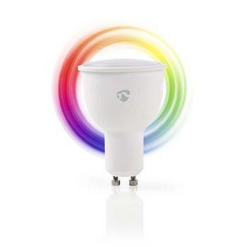 Nedis WiFi Smart LED-lampa / Color - GU10