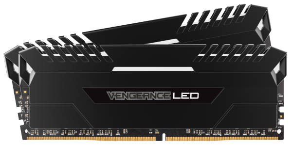 Corsair Vengeance LED 16GB (2x8GB) / 3600MHz / DDR4 / CL18 / CMU16GX4M2C3600C18