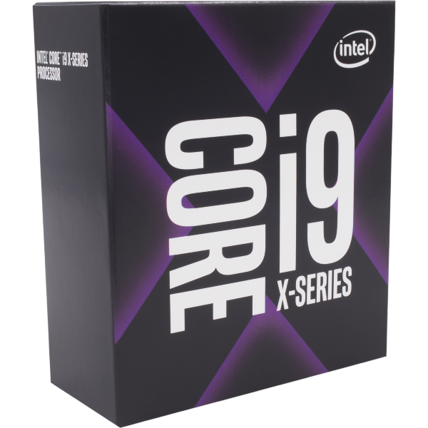 Intel Core i9-9960X - 16 kärnor / 32 trådar / 3.1 GHz (4,4 GHz Turbo) / 22 MB Cache / Socket 2066