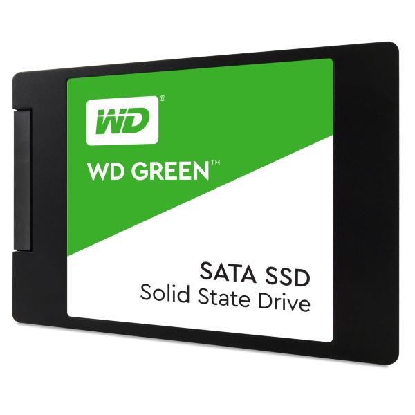 WD Green 3D NAND 480GB SSD (WDS480G2G0A)