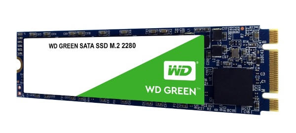 WD Green 3D NAND SSD M.2 480GB (WDS480G2G0B)