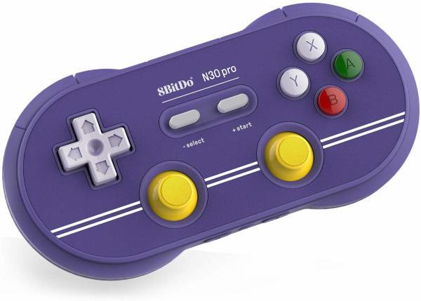 8Bitdo N 30 PRO 2 C Edition Gamepad