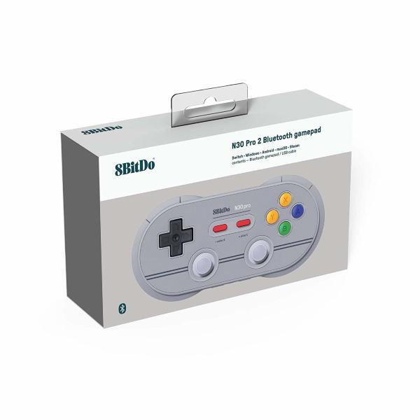 8Bitdo N 30 PRO 2 6 Edition Gamepad