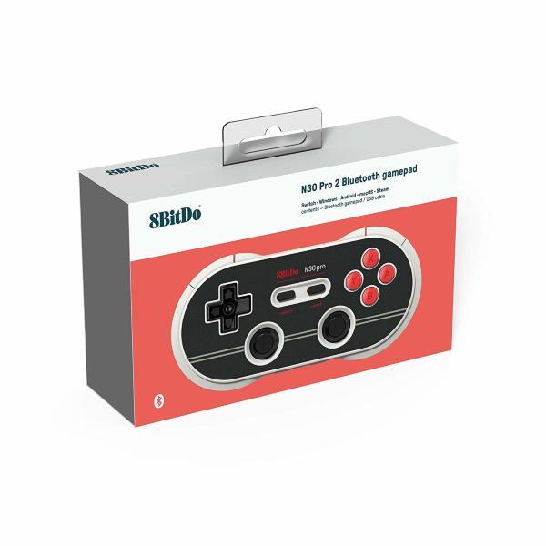 8Bitdo N 30 PRO 2 N Edition Gamepad