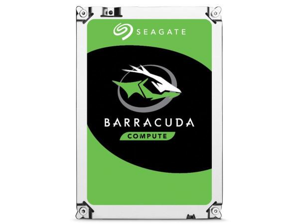 Seagate Barracuda Compute HDD 3TB / 256MB / 5400 RPM / ST3000DM007 (Fyndvara - Refurb)