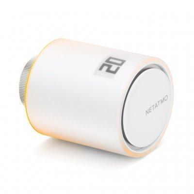 Netatmo Smart Radiator Valves elementventil (1 pack) (Fyndvara - Klass 1)
