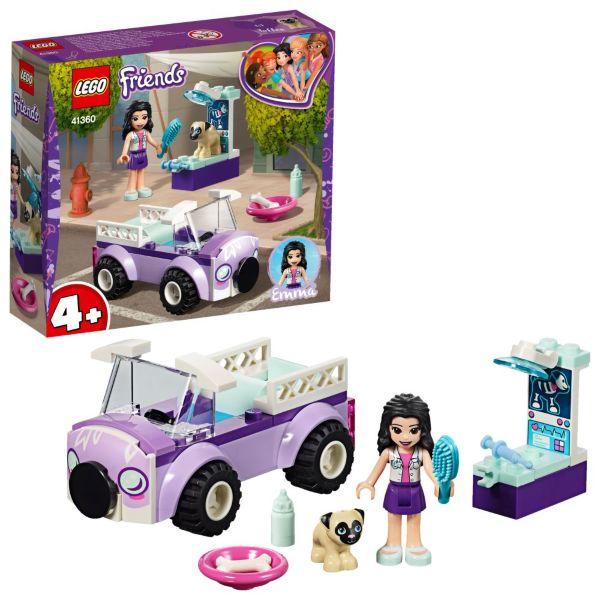 LEGO Friends Emmas mobila veterinärklinik 41360