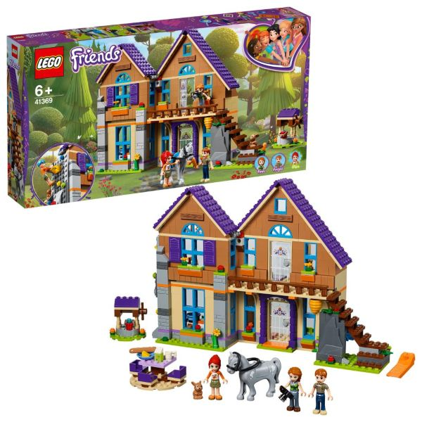 LEGO Friends Mias hus 41369