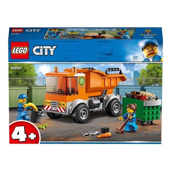 LEGO City Great Vehicles Sopbil 60220