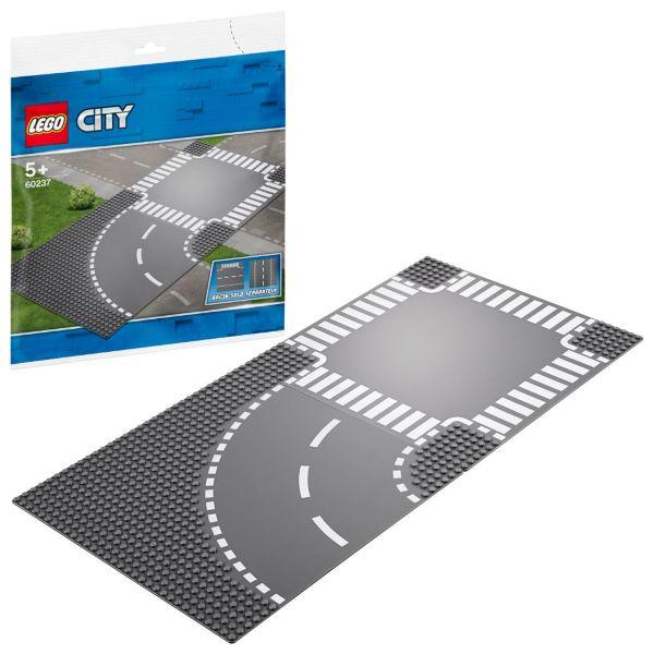 LEGO City Supplementary Kurva och korsning 60237