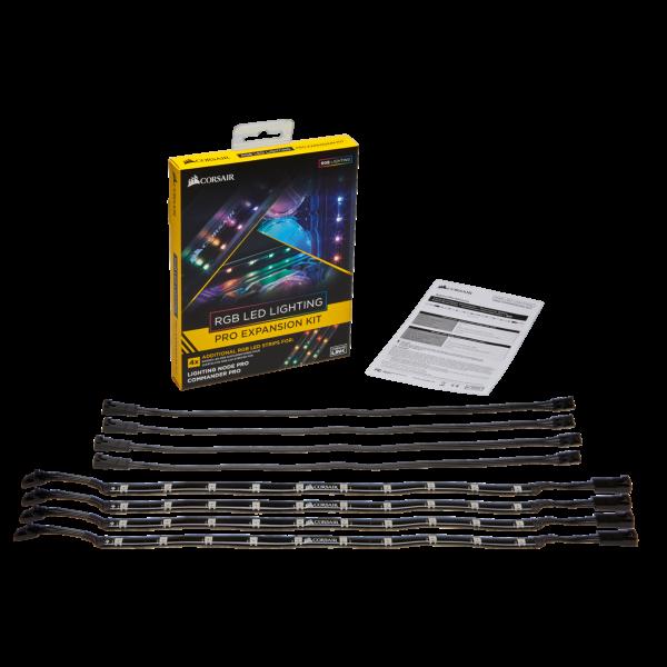 Corsair RGB LED Lighting PRO / iCUE-RGB / Expansion Kit