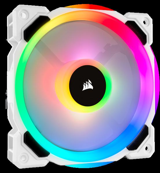 Corsair LL120 / iCUE-RGB / PWM / 120MM / 1-pack / Add-on - Vit