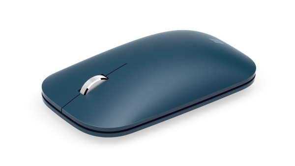 Microsoft Mobile Mouse – Blå