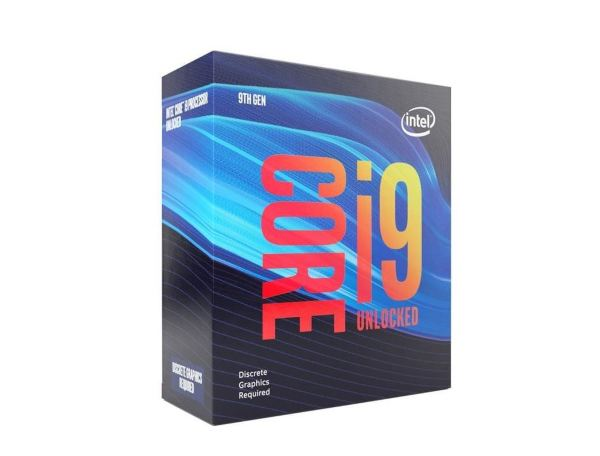 Intel Core i9-9900KF – 8 kärnor / 16 trådar / 3.6 GHz (5.0GHz Turbo) / 16MB / Socket 1151 / Utan IGP