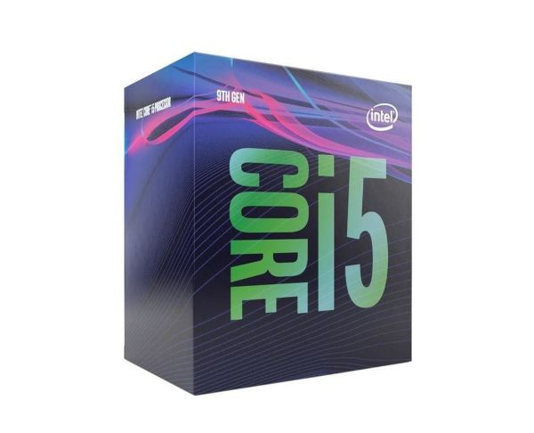 Intel Core i5-9400 - 6 kärnor / 6 trådar / 2.9 GHz (4.1 GHz Turbo) / 9MB / Socket 1151