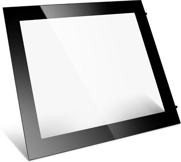 Fractal Design Define S / R4 Tempered Glass Side Panel - Black