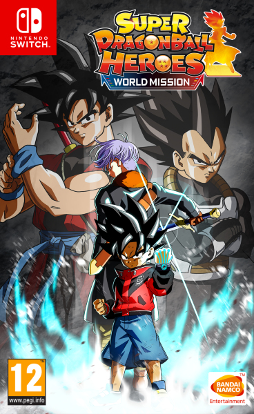 Super Dragonball Heroes - World Mission
