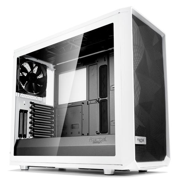 Fractal Design Meshify S2 / Tempered Glass - Vit