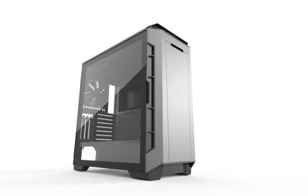Phanteks Eclipse P600S Tempered Glass - Anthracite Gray