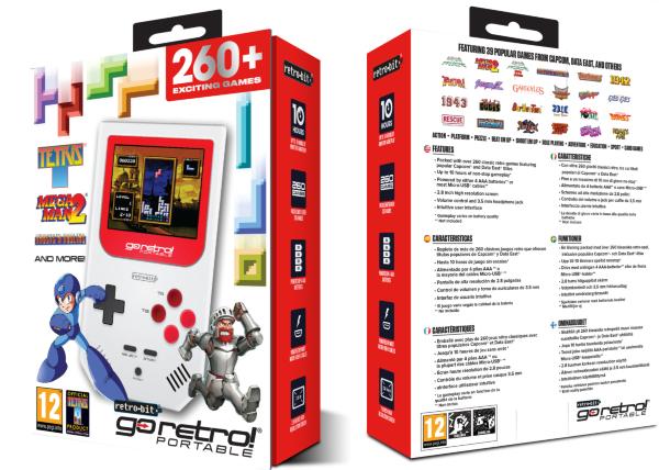 Go-Retro Portable