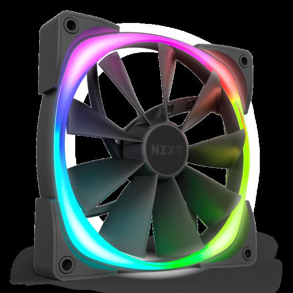 NZXT Aer RGB 2 / CAM-RGB / PWM / 120mm