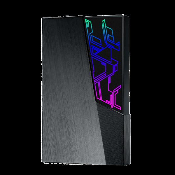 ASUS Extern Hårddisk FX RGB USB 3.1 1TB