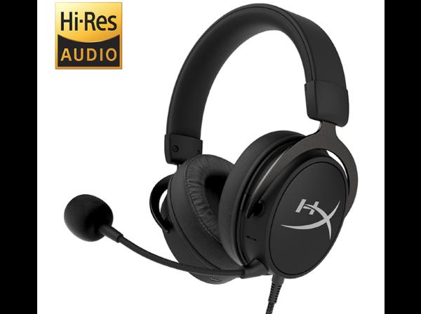 HyperX Cloud MIX Wired Gaming Headset + Bluetooth (Fyndvara - Klass 1)