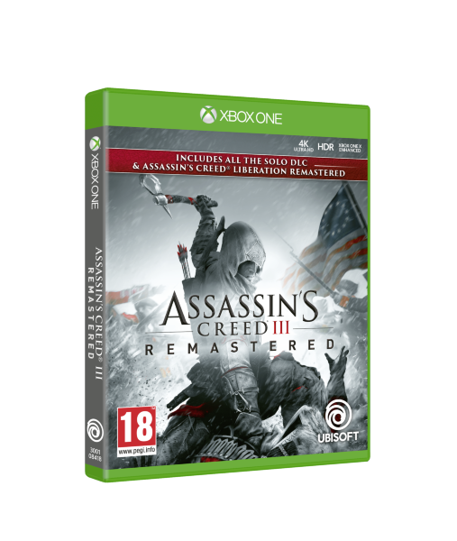 Assassin´s Creed III (3) Remastered
