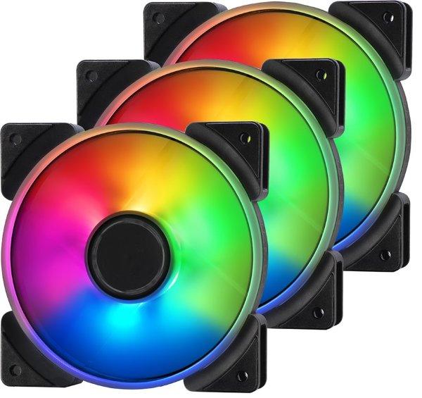 Fractal Design Prisma AL-12 / A-RGB / 120mm / 3-pack