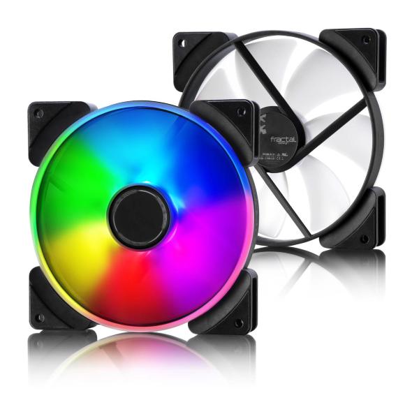 Fractal Design Prisma AL-12 / A-RGB / PWM / 120mm / 3-pack